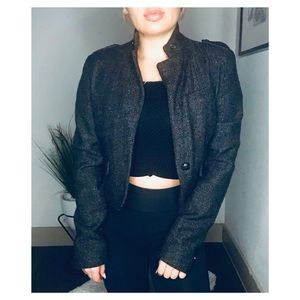 American Eagle Outfitters Jackets & Coats - American Eagle wool cropped jacket